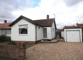 Thumbnail 2 bed bungalow for sale in Orchard Close, Littlebourne, Canterbury