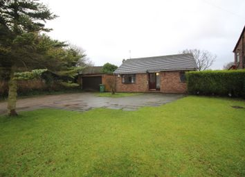 Thumbnail 3 bed detached bungalow to rent in Miles Lane, Shevington, Wigan