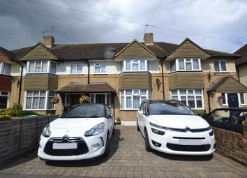 Thumbnail 4 bed terraced house for sale in Heathcroft Avenue, Sunbury-On-Thames
