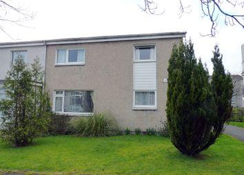 Thumbnail 4 bedroom end terrace house for sale in Glenmore, St. Leonards, East Kilbride