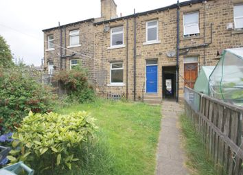 Thumbnail 2 bedroom terraced house for sale in May Street, Crosland Moor, Huddersfield