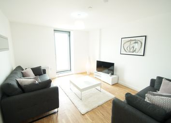 Thumbnail 3 bed flat for sale in X1 Media City, Michigan Avenue, Salford