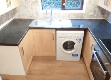 Thumbnail 1 bedroom flat to rent in Winston Close, Greenhithe