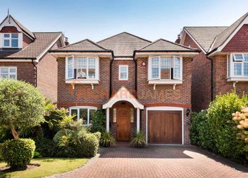 4 bed detached house for sale in Flora Close, Stanmore HA7
