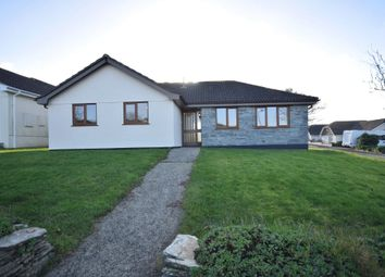 Thumbnail 3 bed bungalow to rent in Treneague Park, Wadebridge