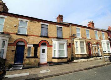 Thumbnail 3 bed terraced house for sale in Burdett Street, Aigburth, Liverpool, Merseyside