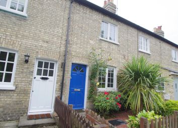 Thumbnail 2 bed terraced house to rent in Frampton Street, Hertford