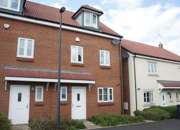 Thumbnail 3 bed semi-detached house to rent in John St Quinton Close, Stoke Gifford, Bristol