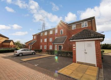 Thumbnail 2 bed flat for sale in Manton Road, Enfield