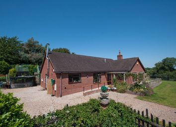 Thumbnail 3 bed detached bungalow for sale in Llangarron, Ross-On-Wye