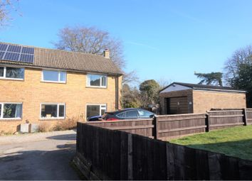 Thumbnail 3 bedroom semi-detached house to rent in Five Stiles Road, Marlborough