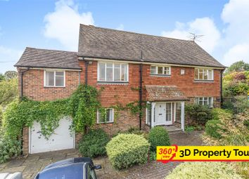 Thumbnail 4 bed detached house for sale in Walnut Tree Walk, Eastbourne