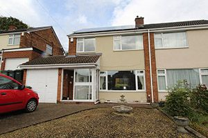 Thumbnail 3 bed semi-detached house to rent in Timothy Road, Tividale