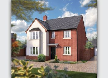 "Thumbnail 5 bed detached house for sale in ""The Wallace"" at Needlepin Way, Buckingham"