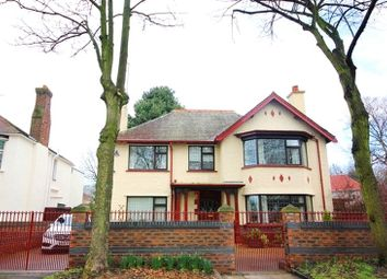 Thumbnail 4 bed detached house for sale in Menlove Avenue, Calderstones, Liverpool