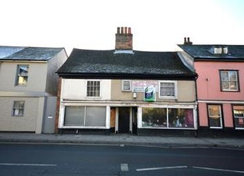 Thumbnail Commercial property for sale in 104 St Helens Street, Ipswich, Norfolk