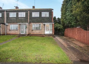 Thumbnail 2 bedroom end terrace house for sale in Parkgate Road, Holbrooks, Coventry, West Midlands