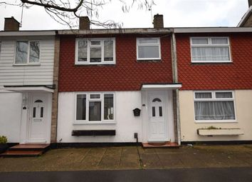 Thumbnail 3 bed terraced house for sale in The Fold, Basildon, Essex