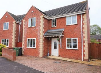 Thumbnail 3 bedroom detached house for sale in School Road, Dursley