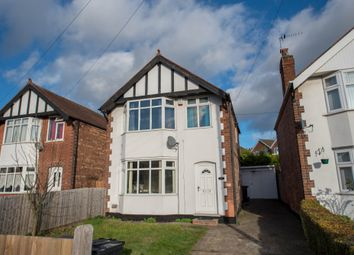 Thumbnail 3 bed detached house to rent in Cavendish Road, Carlton, Nottingham