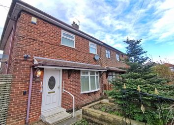 Thumbnail 2 bed semi-detached house to rent in Ruthin Road, Bentilee, Stoke-On-Trent