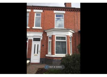 Thumbnail 3 bedroom terraced house to rent in Nelson Street, Crewe