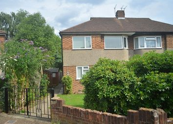 Thumbnail 2 bedroom flat for sale in Transmere Close, Petts Wood, Orpington