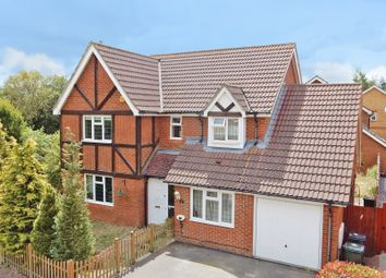 Thumbnail 4 bed detached house for sale in Blackthorn Way, Kingsnorth, Ashford