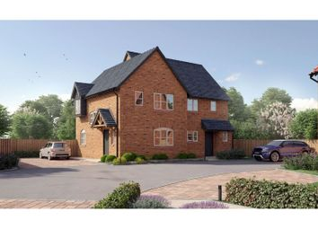 Thumbnail 3 bed semi-detached house for sale in Plot 5 Mill Stone Green, East Wretham, Thetford