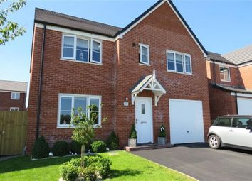 Thumbnail 5 bed detached house for sale in Admiral Way, Carlisle, Cumbria