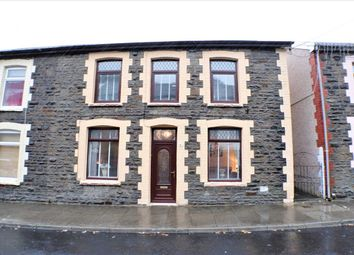 Thumbnail 4 bed terraced house for sale in Upper Gynor Place, Porth