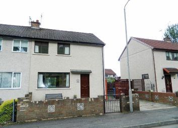 Thumbnail 2 bed semi-detached house for sale in St. Serfs Walk, Alva