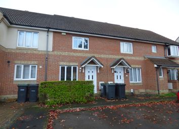 Thumbnail 2 bed terraced house to rent in Ensign Drive, Gosport
