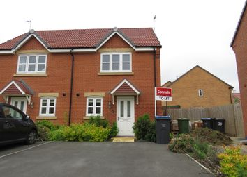 2 bed semi-detached house for sale in Aspen Close, Great Glen, Leicester LE8