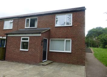 Thumbnail 3 bedroom end terrace house for sale in Maldon Court, Great Cornard, Sudbury