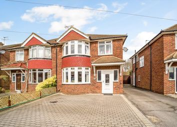Thumbnail 3 bed semi-detached house for sale in Gaston Way, Shepperton