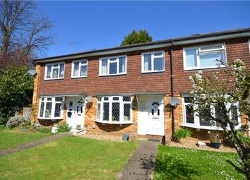 Thumbnail 3 bed terraced house for sale in Harlech Road, Blackwater, Surrey