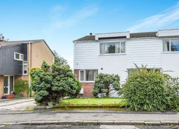 Thumbnail 3 bed semi-detached house for sale in Hazelwood Road, Bridge Of Weir