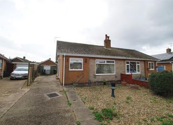 Thumbnail 1 bed bungalow for sale in Brisbane Close, Skegness