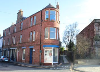 Thumbnail 2 bed flat to rent in High Street, Dunbar, East Lothian