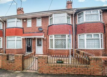 Thumbnail 3 bed terraced house to rent in Rosedale Avenue, Hull