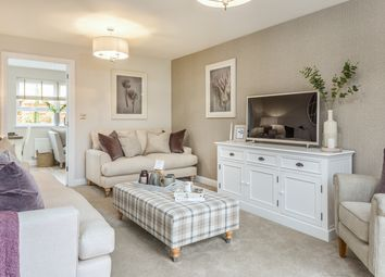 Thumbnail 4 bedroom detached house for sale in Nerrols Grange, Batt Drive, Taunton, Somerset