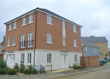 Thumbnail 3 bedroom semi-detached house to rent in Lima Way, Cardea, Peterborough