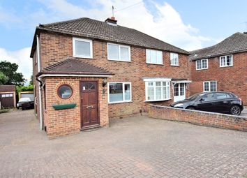 Thumbnail 2 bed semi-detached house for sale in Shirley Avenue, Reading