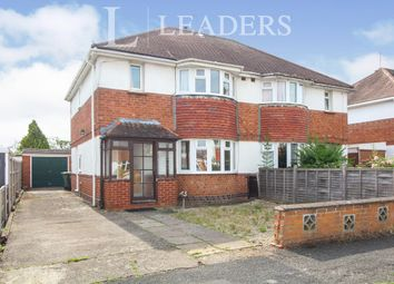 Thumbnail 4 bed semi-detached house to rent in Woodstock Road, Worcester