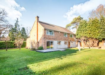 4 bed detached house to rent in Kettlewell Drive, Horsell, Woking GU21