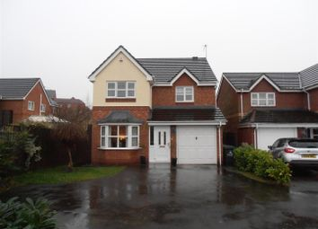 Thumbnail 4 bed detached house for sale in Row Moor Way, Norton Park, Stoke-On-Trent