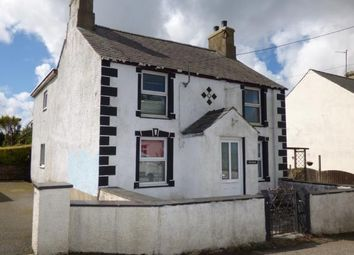 Thumbnail 3 bed detached house for sale in Penysarn, Anglesey, North Wales, United Kingdom