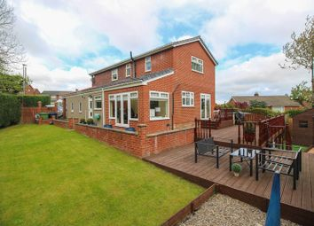 Thumbnail 4 bed detached house for sale in Beda Hill, Blaydon-On-Tyne