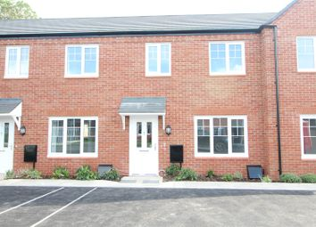 Thumbnail 2 bedroom terraced house for sale in 10 Bugle Way, Copthorne Keep, Shrewsbury